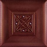 панель стены 1046-3 PU 3D кожаный для самомоднейшего нутряного украшения
