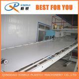 PVC 기계를 만드는 플라스틱 장 압출기