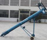 Taladro portátil y abatible del grano especializado para el transporte del grano