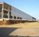 Het geprefabriceerde Pakhuis van de Bouw van het Frame van het Staal