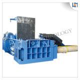 Presse de rebut hydraulique en métal de tonnelier réutilisant les machines de emballage