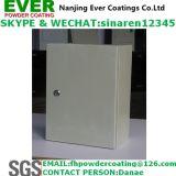 Ral7038 che curano la struttura della vernice del rivestimento della polvere del forno rifiniscono elettrostatico