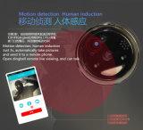 Vision nocturne de sonnette de WiFi de HD 720p de réseau distant visuel de téléphone avec 2.8 l'écran de pouce OLED HD et la Bell d'intérieur