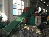 Gomma utilizzata spreco che ricicla la linea di produzione di gomma di taglio di polvere della macchina