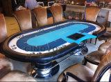 Nova mesa de poker de madeira sólida (modelo novo-PT98)