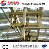 Автоматический кирпич делая завод для облегченного процесса производства бетонной плиты