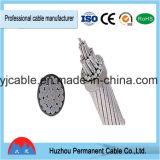 Prix du marché par fil en aluminium de câble d'ABC de kilomètre, de conducteur d'AAC ACSR, nu et isolée