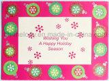 Día de fiesta especial brillado / tarjeta de felicitación / tarjeta de cumpleaños