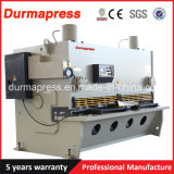 Máquina de corte com guilhotina de alta economia QC11y 8X3200