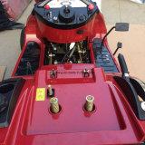 De Grasmaaimachine van het Type van rit, Machine van de Auto van het Gras de Scherpe, de Scherpe Machine van het Gazon