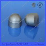 オイルの穴あけ工具の使用Yg11の炭化タングステンの放物線ボタン