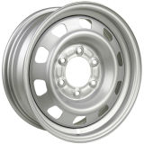 16X6 (6-139.7) 은 강철 바퀴 변죽