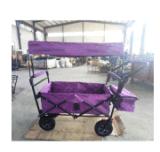 Passeggiatore piegante/carrello del nuovo bambino con il cestino variopinto di memoria e del baldacchino