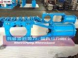 De pneumatische Op zwaar werk berekende Klep van de Poort van het Mes van de Dunne modder van de Mijnbouw van de Sintel