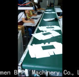 Máquina que parchea de la ventana, ventana Patcher para el papel acanalado