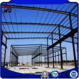 Les projets de construction de bâtiments en métal ont fabriqué la structure métallique