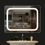 Personnalisés miroir sans cuivre/lumineux miroir décoratif