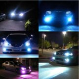 Fabricant OEM HID Mini Slim Ballast Bi-Xenon Bleu / Jaune / Vert / Violet / Rose 3000k ~ 30000k