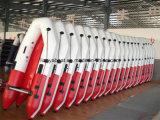 海および川のスポーツのディンギーのFoldable膨脹可能なボートの中国の工場