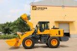 Lq300 mini-chargeur Luqing Chine ZL30 3000kg chargeuse à roues