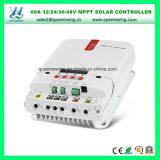 MPPT 60A 12/24/36/48Vの自動太陽コントローラ