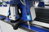 Tipo cortadora del vector de Huafei del plasma del CNC