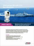 Sensor de Múltiplos Naval eo sistema de câmeras de infravermelho Mwir câmara térmica refrigerada, câmara de TV e 20km Telémetro Laser