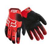 Anti motociclo di slittamento di PRO disegno rosso che corre i guanti di sport (MAG43)