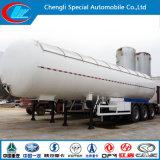 압력 Vessels 59520 Liters LPG Tanker Trailer, 40cbm 50cbm 60cbm LPG Semi Trailer