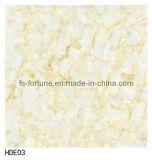 600X600 800X800 Gebäude glasig-glänzende Marmorporzellan-Fußboden-Fliese