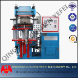 Máquina de fabricación de goma/vacío de goma maquinaria de la prensa hidráulica