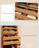 Цельная древесина Америки стиле шкаф (zy-032)