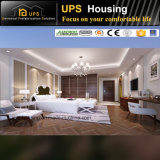 安く容易なインストール二階建ての経済的なプレハブの家の別荘