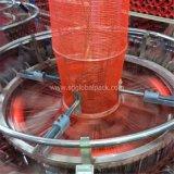 Drawstring-Röhrenplastikineinander greifen-Beutel in pp. materiell