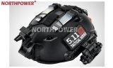 Michまたはアークのヘルメットのための夜間視界のNvsフリップ台紙