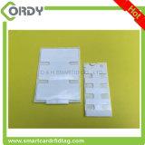 금속에 ISO18000 C EPC Gen2 Monza 4QT UHF RFID 레이블