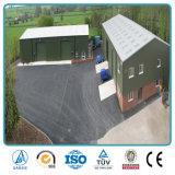 Estructura ligera del marco de acero para los edificios prefabricados del asunto
