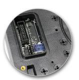 Boîtier en aluminium Die-Casting P3.91 SMD Indoor Location Afficheur à LED pour la vente à chaud