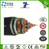 Кабель 0.6/1kv электричества оболочки PVC стальной ленты изоляции PVC Armored