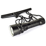 水中100m 2500lm Xm-L T6 LEDのスキューバダイビングの懐中電燈