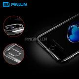 Caisses minces ultra minces de téléphone de l'espace libre TPU pour le cas de l'iPhone 8