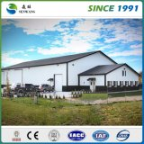 Edificio de la fábrica de la estructura de acero de Suppier de la fábrica