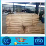 100% natürliches Jutefaser-Sackzeug-Tuch