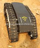 Châssis à chenilles en caoutchouc à chenilles (K02-SP6MSAT9)