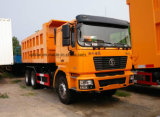 De Vrachtwagen van de Kipper van de Vrachtwagen van de Stortplaats 30t~50t van Shacman 6X4 380HP