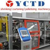 フルオートの伸張パレットPEのフィルムの皮の包む機械かラッパー(YCTD)