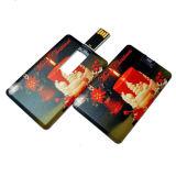 Nuovo azionamento del bastone di memoria Flash del USB della carta di credito 4GB (EC030)