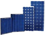 Terra & tetto di Haochang che montano comitato solare fatto in Jiangsu Cina