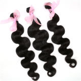I capelli umani del Virgin di qualità dell'onda 8A del corpo dei capelli umani di Remy dei Peruvian di 100% tessono
