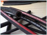 Boyau hydraulique spiralé d'acier/fil (En856 4sp/sh R12)